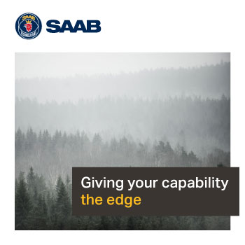 Giving your capability the edge - SAAB