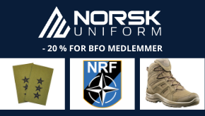 Norsk Uniform - 20% for BFO medlemmer